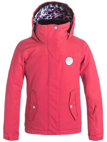 Roxy Jetty Girl Solid Jacket Girls