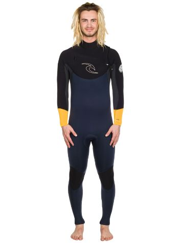 Rip Curl Dawn Patrol Chest Zip 4/3 Wetsuit