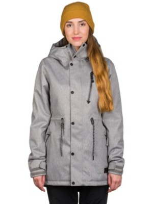 Volcom Kelso Ins Jacket heather grey Gr. XL
