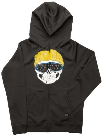 Volcom Seymour Fleece Zip Hoodie Boys
