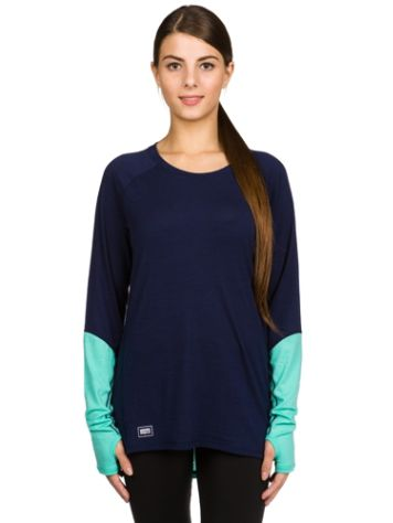 Mons Royale Merino Bella Coola Tech Tee LS