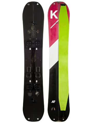 K2 Joy Driver Split Package 165 2017 Splitboard Set
