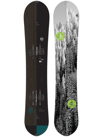 Burton Ft Landlord Split 168 2017 Splitboard