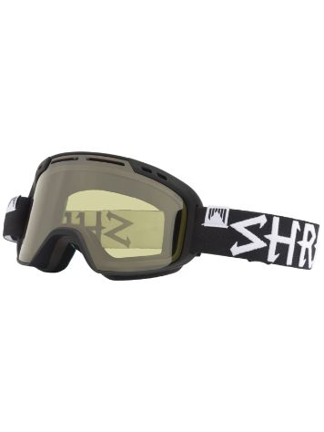Shred Amazify Blackout Cbl Goggle