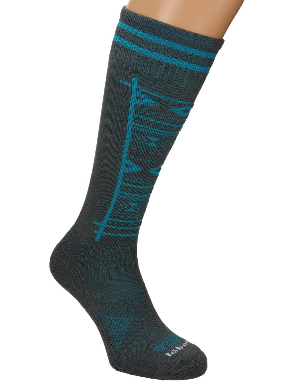 Definitive Light Aztec Socks