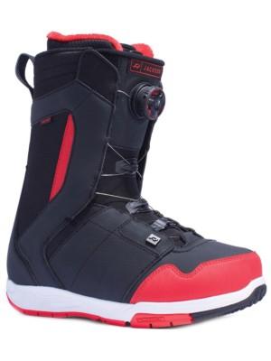 Ride Jackson 2017 black / red Gr. 9.0