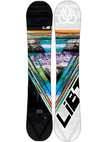 Lib Tech T-Rice Pro HP 157W C2 2017 Snowboard