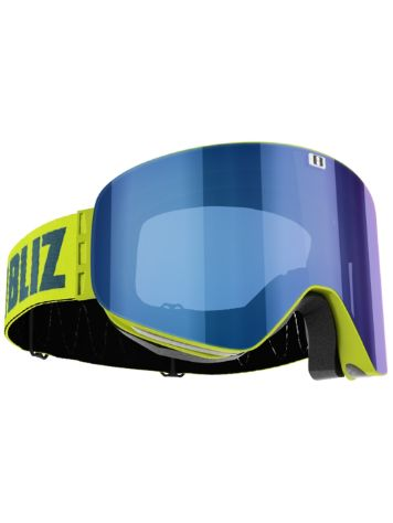 BLIZ PROTECTIVE SPORTS GEAR Flow Lime Green (+Bonus Lens)