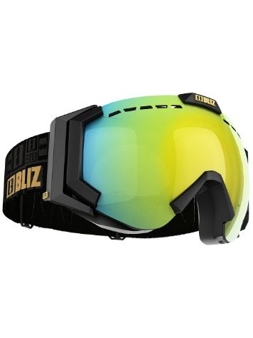 BLIZ PROTECTIVE SPORTS GEAR Carver Matt Black