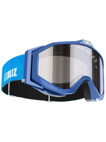 BLIZ PROTECTIVE SPORTS GEAR Edge Junior Blue Youth Máscara niños