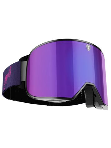 Dr.Zipe Savage Level 7 Purple Pink Non Violence Goggle