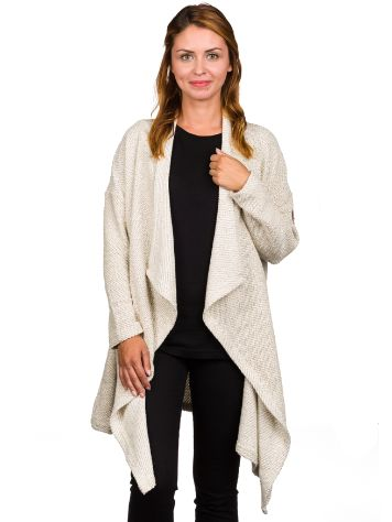 Mazine Dyce Sweat Strickjacke
