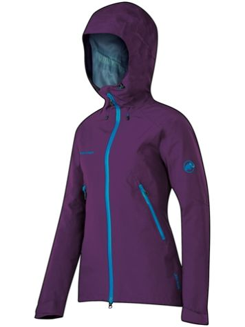 Mammut Ridge Hooded Outdoor Jacket