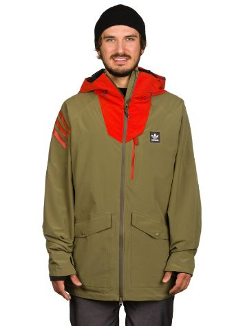 adidas Snowboarding Major Stretchin It Jacke