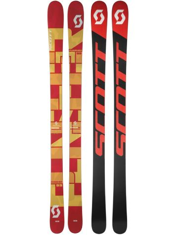 Scott Punisher 95 185 2017 Ski