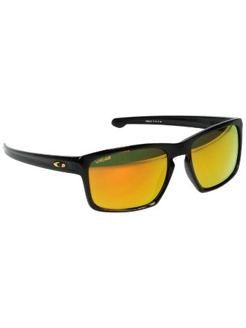 Oakley Sliver VR46 Polished Black Sonnenbrille