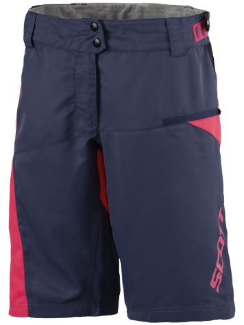 Scott Progressive Pro Ls/Fit W/Pad Shorts