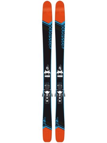Rossignol Sky 7 HD 180 + NX11 B100 Black/White 2017 Freeski-Set