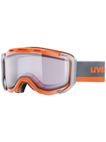 uvex Snowstrike VT Grey/Orange