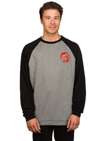 Santa Cruz Small Dot Crew Sweater