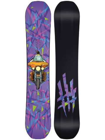 Lobster Park Board Special Addition 151 2017 Snowboard