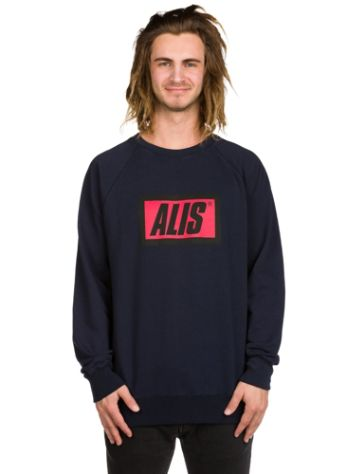 ALIS Classic Box Crew Sweater