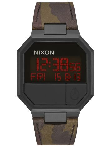 Nixon The Re-Run Leather