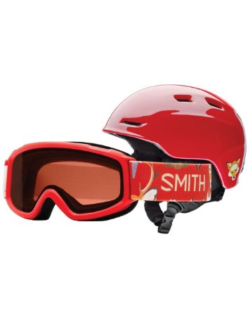 Smith Zoom Jr/Gambler Casco niñas