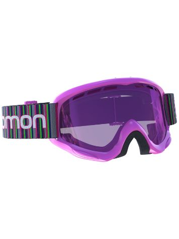 Salomon Juke Pink Girls Goggle