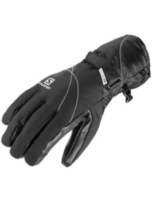 Salomon Propeller Plain Dry Gloves black Gr. XS