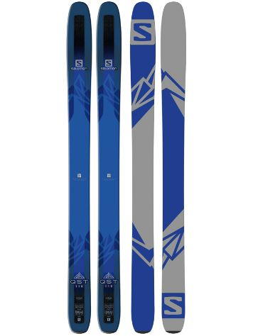 Salomon Qst 118 185 2017 Ski