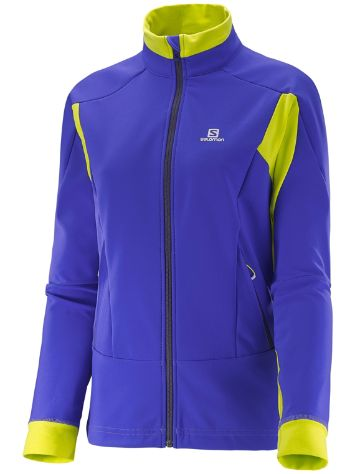 Salomon Momemtum Softshell Outdoorjacke