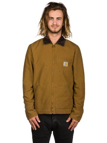 Carhartt WIP Detroit Pile Lined Jacket