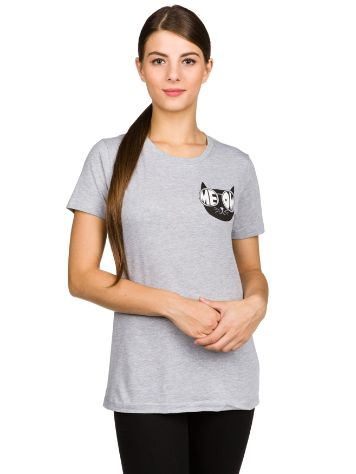 A.Lab Girls Meow Glasses T-Shirt
