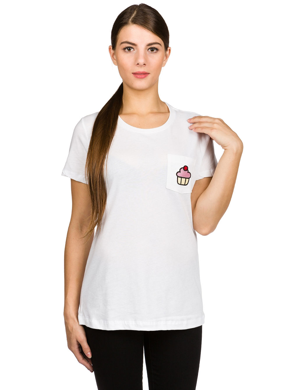 Cupcake Pocket T-Shirt