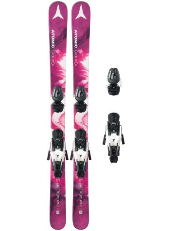 Atomic Backland III 150 + L7 Girls 2017 Freeski set