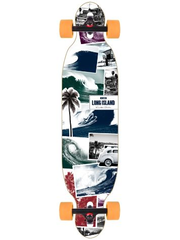 "Long Island Longboards Offshore 9.5"" x 39.4"" DT Completo"