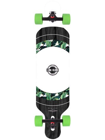 "Long Island Longboards Amazon 9.9"" x 40.9"" DT Complete"