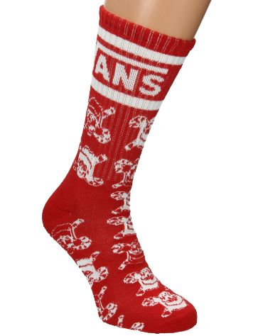 Vans Holiday Crew (6.5-9) Socks