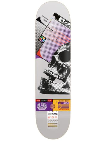 Alien Workshop Sectachrome Skull 8.0'' Skateboard Deck