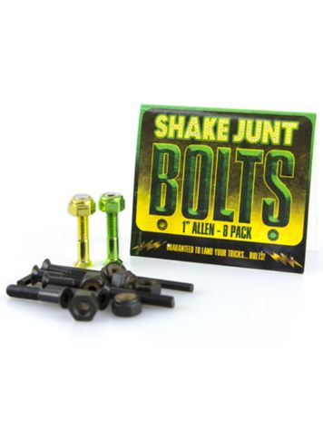 Shake Junt Green Yellow Inbus 7/8'' Bolts