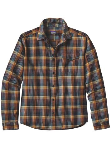 Patagonia Lw Fjord Flannel Shirt LS