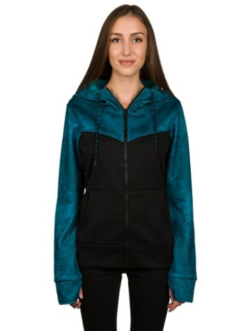 Empyre Girls Bretton Zip Fleecejacke