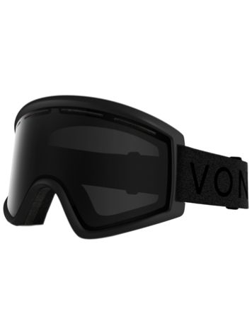 VonZipper Cleaver Black Satin