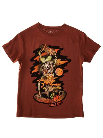 Volcom Living Shred BSC Camiseta niños