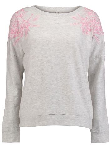 O'Neill Lace Crew Sweater