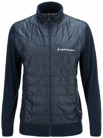 Peak Performance Wellsford Zip Chaqueta polar