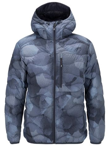 Peak Performance Helium Hood Print Outdoor Jacket