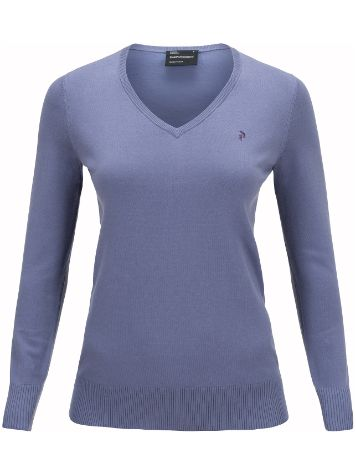 Peak Performance Vneck Pullover