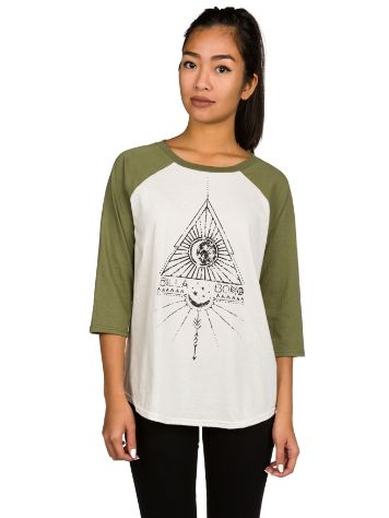 Billabong Contrast Raglan T-Shirt